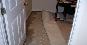 Finished Basement Water Damage From Flooding